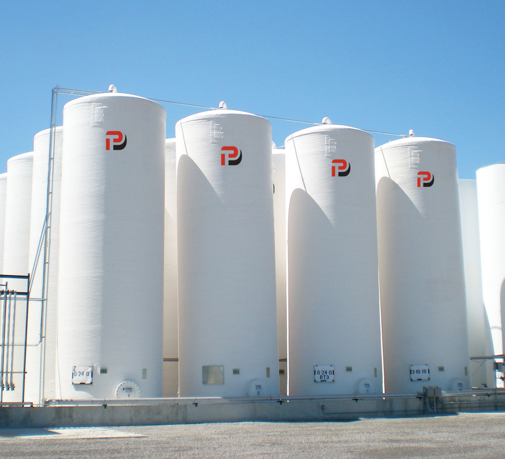 Fiberglass Tanks - Ag Solutions Group, LLC | The Midwest's