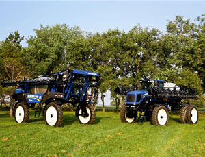 New Holland Sprayer Features