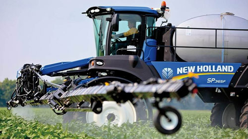 New Holland Sprayers