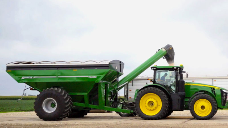 V-Series Single Auger