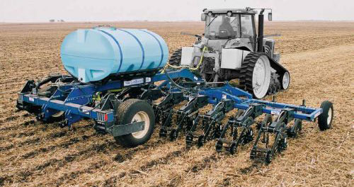 Strip-Till Equipment