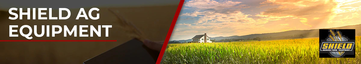 Shield Ag uses some of the finest materials in order to craft their ag equipment, offering you the best ag supplies around.